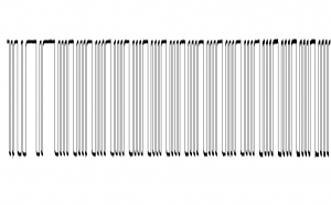 Пример скриншота с осциллографа Agilent MSO7034 в формате tiff
