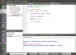Завершение консольной программы Qt в Qt Creator