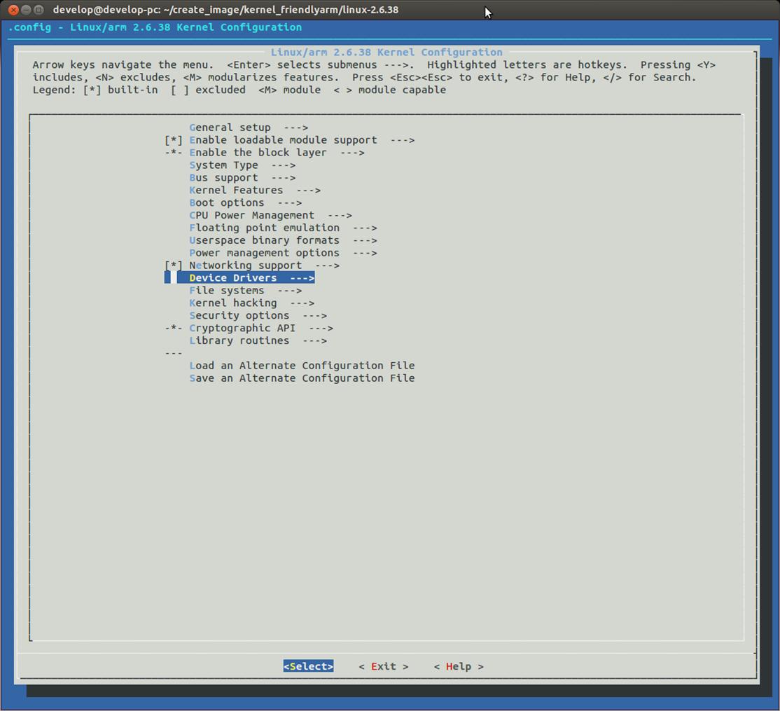 Управление портами GPIO процессора ARM11 из Linux